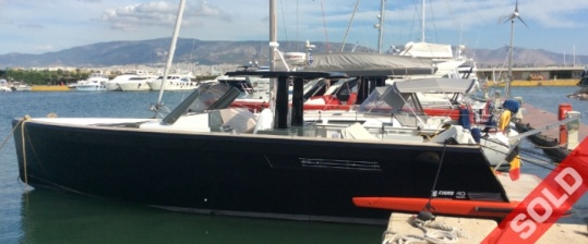 Fjord 40 Open - 148.000€ installed extras