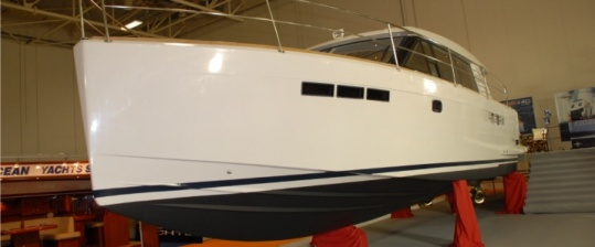 Fjord 40 Cruiser - for sale