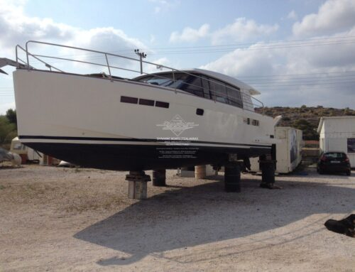 For Sale – Fjord 40 Cruiser (2009) – Greece
