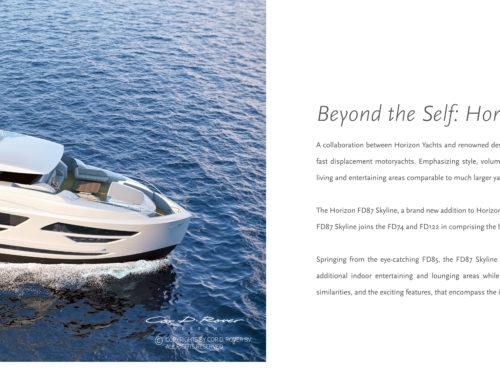 New Horizon FD85 & FD87 Brochure