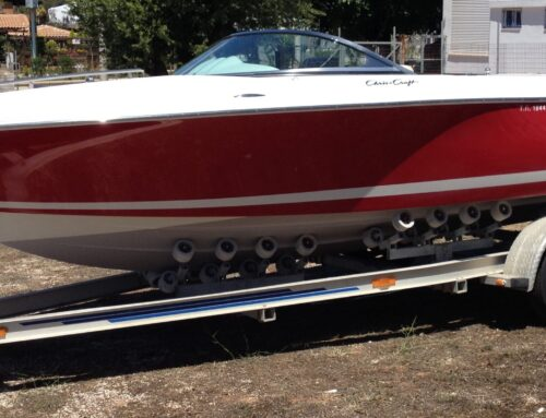 For Sale – Chris Craft Speesster (2005) – Greece