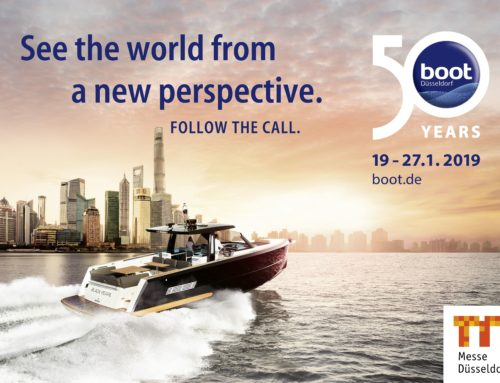 Dynamic Boats in Boot 2019 Duesseldorf