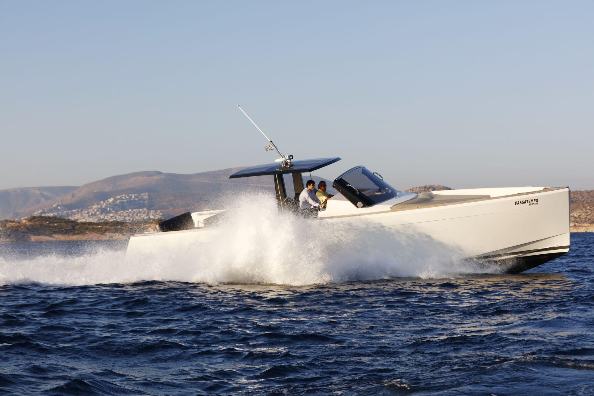 Fjord 40 Open Greece