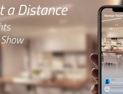 Define at a Distance – Horizon Yachts Virtual Boat Show