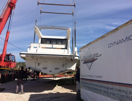 New delivery 2020 Sealine C430 by Dynamic Boats Tzalavras