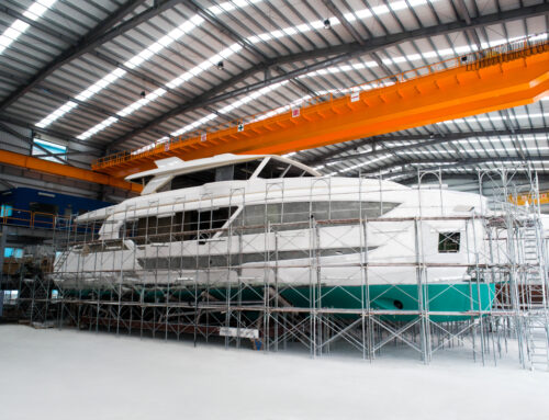 Horizon Sells Another Tri-Deck FD92