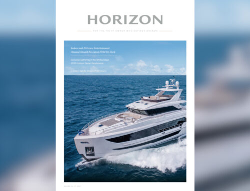 Horizon Yachts Webnews Vol. 54