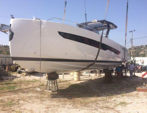 New delivery 2021 Fiart 43 Seawalker by Dynamic Boats Tzalavras